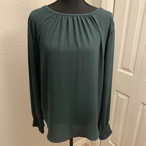 3/$33 Loft Long Sleeve Blouse